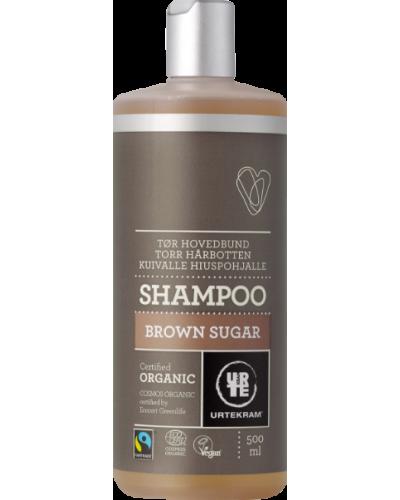 Shampoo Tør Hovedbund Brown Sugar Øko