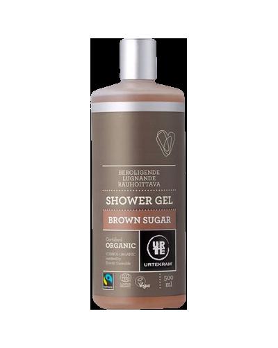 Shower Gel Beroligende Brown Sugar Øko