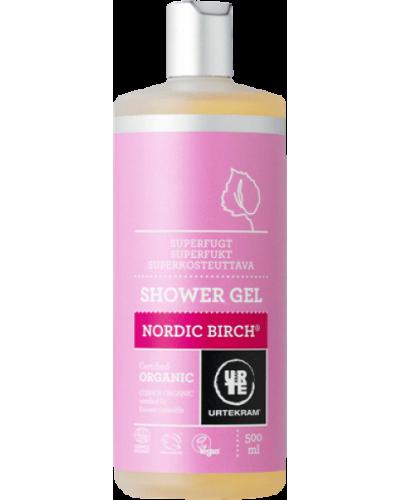Shower Gel Superfugt Nordic Birch Øko