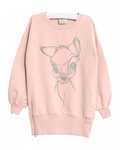 Wheat Disney Sweatshirt Bambi