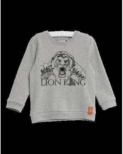 Disney Sweatshirt Løvernes Konge Melange Gr