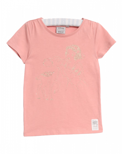 Wheat Disney T-shirt Sne Hvide Rosetan
