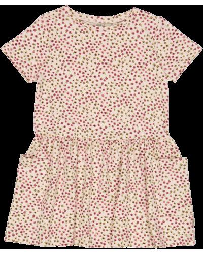 Kjole Birthe Powder Mini Flowers