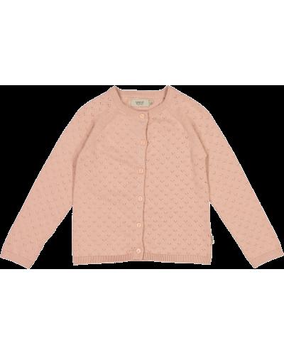 Knit Cardigan Maja Misty Rose