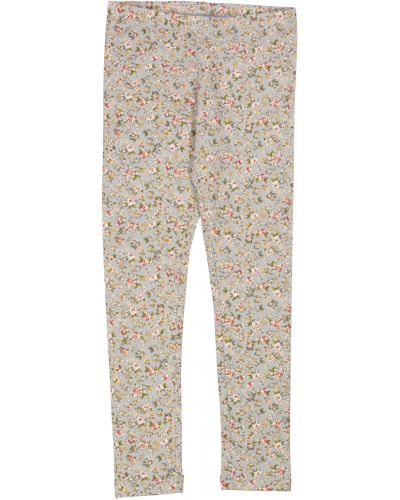 Leggings Dusty Dove Flowers