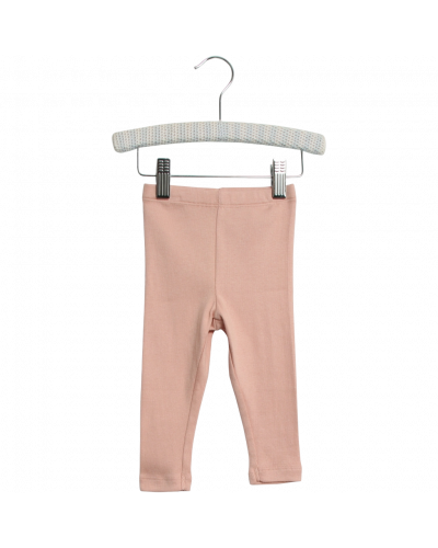 Rib Leggings Misty Rose