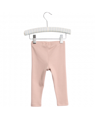 Rib Leggings Rose Powder