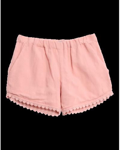 Wheat Shorts Ina Rose Tan