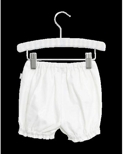 Shorts India White