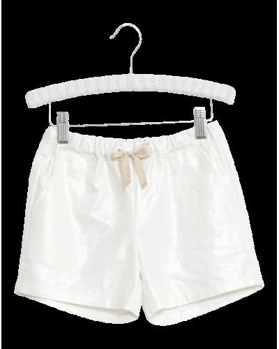 Shorts Serine White Shine