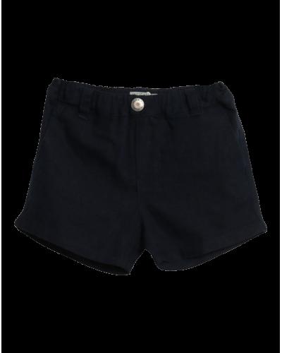 Wheat Shorts Vilfred Navy