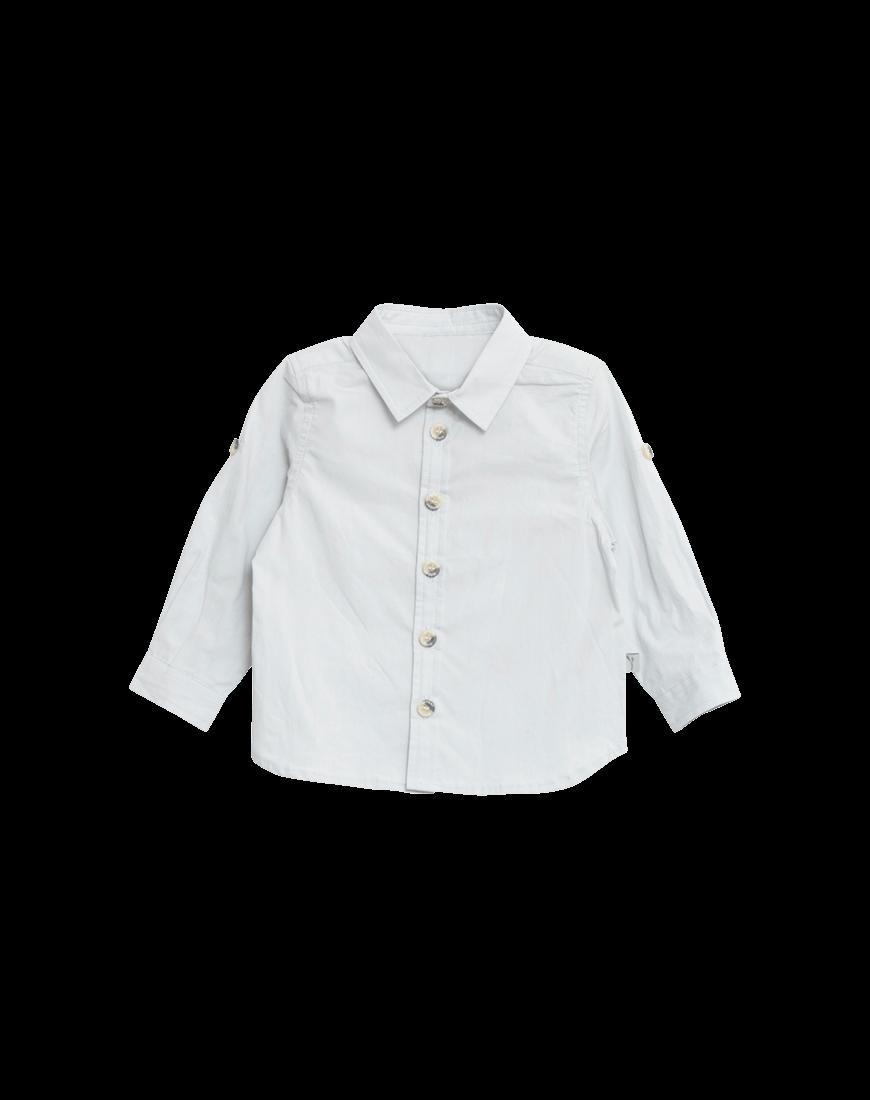 Skjorte Pelle Pearlblue