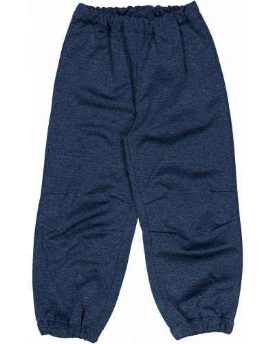 Softshell Bukser Jean Blue Melange