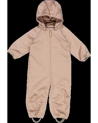 Softshell Suit Fawn Melange
