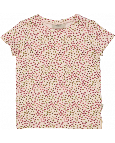 T-Shirt Angela Powder Mini Flowers