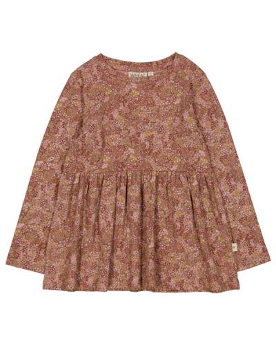 T-shirt Marcia Rose Cheeks Flowers