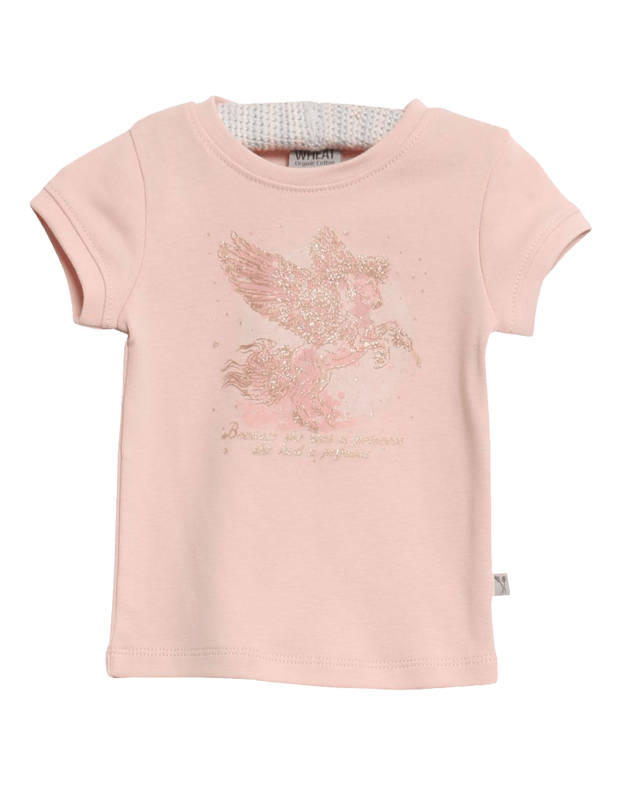 Wheat T-shirt Pegasus Pudder