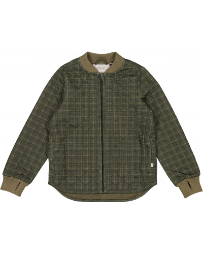 Thermo Jacket Loui Olive Check