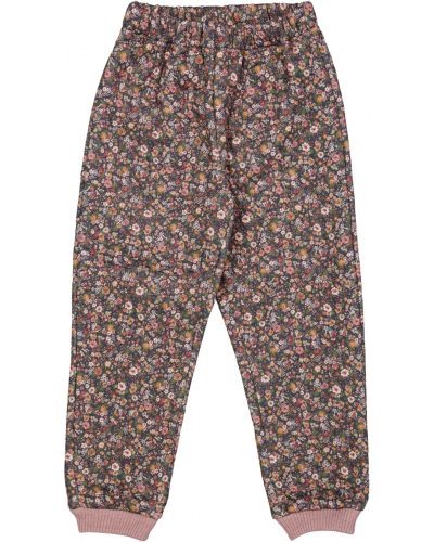 Thermo Pants Alex Ink Flowers
