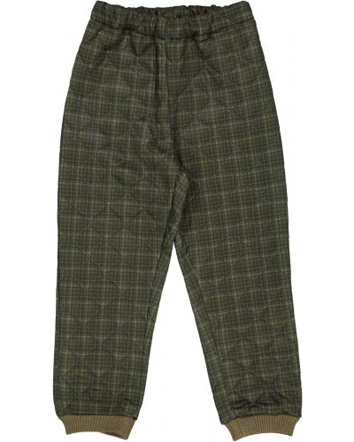 Thermo Pants Alex Olive Check
