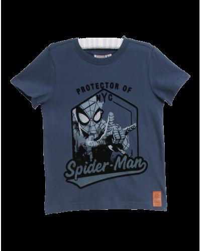 Wheat Disney T-shirt Spider-man Indigo