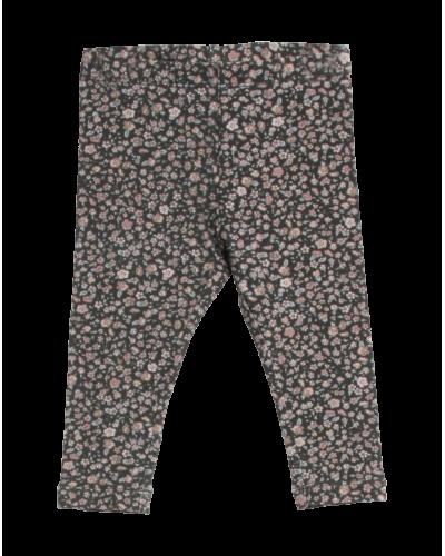 Wheat Jersey Leggings Dark Iron