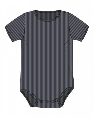 Rib Body Greyblue