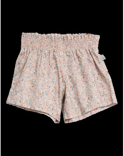 Shorts Alvira Rose Flowers