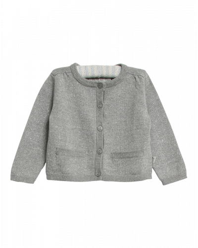 Strik Cardigan Ibi Grey
