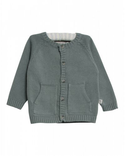 Strik Cardigan Petrolium