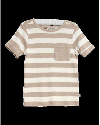 Wheat T-shirt Hubert Sand