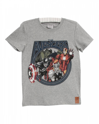 Wheat T-shirt The Avengers Grey Melange