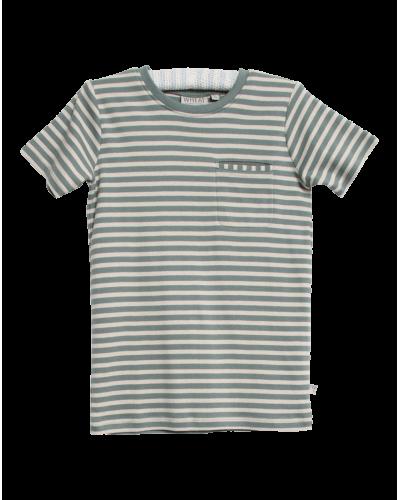 Wheat T-shirt Perrie Petrolium