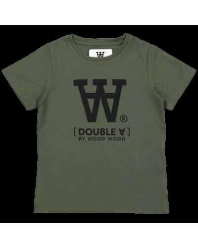 Ola T-shirt Army Green