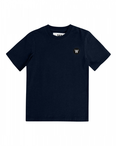Wood Wood Ola T-shirt Navy