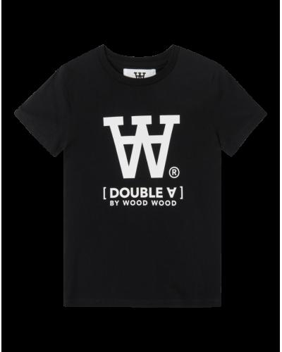 Wood Wood Ola T-shirt Sort