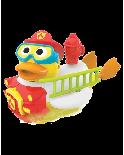 Jet Duck - Create a Firefighter